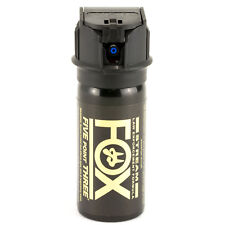 PS Fox Labs 5.3 Million SHU Tactical Police Pepper Spray Stream Flip-Top 1.5oz
