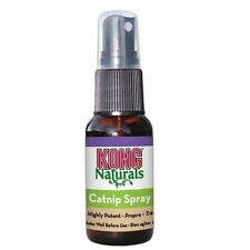 KONG Naturals - Catnip Spray 1oz (Free Shipping In USA)