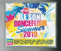 ♫ - FUN RADIO - LE SON DANCEFLOOR SUMMER 2019 - 3 CD SET - NEUF NEW NEU -♫