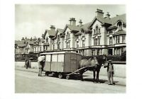 Vintage Reproduction Postcard, 1931 Dustless Container, Waterloo, Liverpool 96P