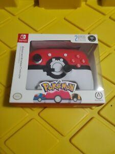 PowerA Enhanced Wireless Controller for Nintendo Switch - Pokemon Poke Ball
