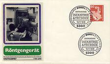 Ersttagsbrief BRD Mi-Nr. 990, Freimarken: Industrie und Technik (II) (2)