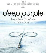 DEEP PURPLE - FROM HERE TO INFINITE   BLU-RAY NEU