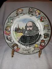"Royal Doulton 10.5"" Shakespeare collector plate"