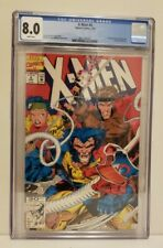 X-Men #4 (1992) CGC 8.0 VF White Pages 1st Appearance of Omega Red Direct Sale