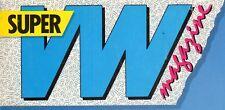 REVUE COX BEETLE SUPER VW MAGAZINE N°17 à N°305 1990 à 2003 au choix