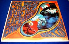 West Coast Pop Art Experimental Band  Part One -NEW VINYL LP 2009 180gram  MONO