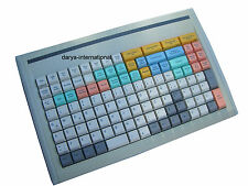 Tipro Kassen Apotheker Tastatur TMC-KMCV-C10-057 VSA Layout USB Kassentastatur