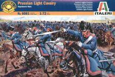 Italeri 1/72 Napoleonic Prussian Light Cavalry # 6081