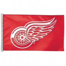 Detroit Red Wings 3x5 Flag [New] Nhl Banner Sign Fan Wall Man Cave House