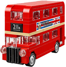 LEGO MINI LONDON BUS 40220 Set New & Sealed Box promo UK city