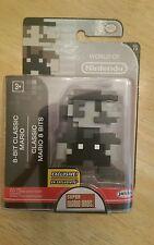World of Nintendo 8-Bit Classic Mario Figure