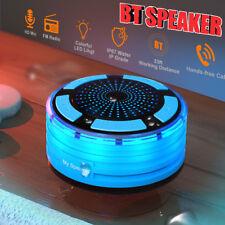 Universal Waterproof Floating Hd Sound Bluetooth Speaker Bass Swimming Pool Us