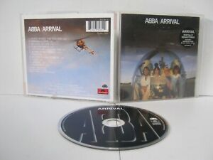 CD ALBUM ABBA ARRIVAL 369