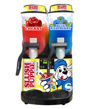 Bunn Ultra 2 Bowl Slush Puppie Machine Margarita 60 Day Warranty