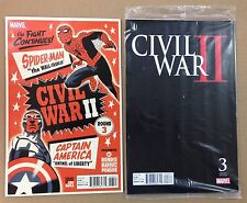 Civil War II # 3 Release and Cho variant covers Marvel Death of Banner