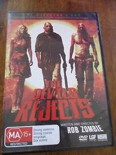 The Devil's Rejects (Director's cut) Rob Zombie (Reg 4) DVD #D