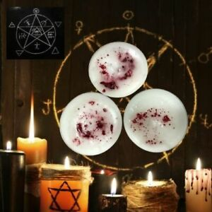 BANISH BAD LUCK SPELL WITCHCRAFT Handmade Candle Candles Pagan Wicca Magic Gift