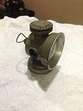 Antique Bicycle Lamp / Lantern / Vintage 20th Century Mfg