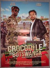 Affiche LE CROCODILE DE BOTSWANGA Thomas N'Gijol FABRICE EBOUE 40x60cm