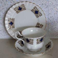 Porcelain/China Art Deco Pottery Cups & Saucers