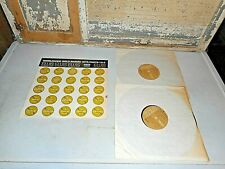 ELVIS PRESLEY Worldwide Gold Award Hits, Parts 1 & 2 RCA VICTOR