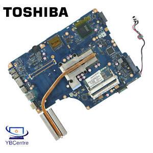 Toshiba Satellite L500 Intel T4400 Motherboard LA-4982P K000092130