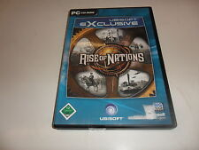 PC Rise of Nations [Ubisoft Exclusive]