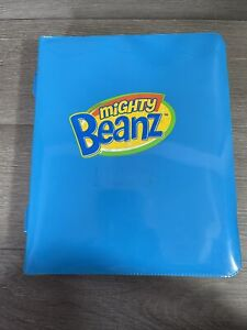 35 Might Beanz 2004 & 2010 Lot with carrying case