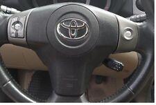 2006 - 2011 TOYOTA RAV4 RAV-4 LEFT DRIVER STEERING WHEEL AIRBAG BLACK with AUDIO