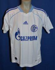 Trikot vom FC Schalke 04, Größe 140, Saison 2011/2012, von Adidas, #9 Bastos