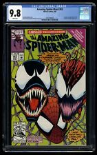 Amazing Spider-Man #363 CGC NM/M 9.8 White Pages 3rd Carnage!