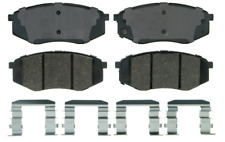 Wagner QuickStop ZD1447 Ceramic Front Disc Brake Pad Set For Hyundai Tuscon Kia