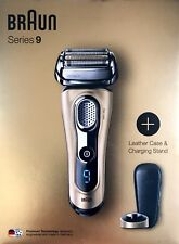 Braun Series 9 9299s FC Bayern München Edition Electric Wet/Dry Shaver - GOLD