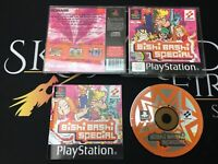 Bishi Bashi Special - Sony Playstation 1 (PS1) TESTED/WORKING UK PAL