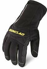Ironclad Cold Weather Windproof Waterproof Safety Hand Protection Gloves M