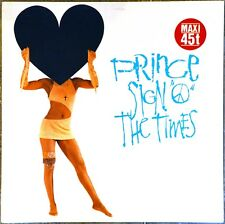 Maxi 45t Prince - Sign o the times
