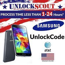 Samsung Galaxy S3 S4 S5 S6 AT&T FACTORY UNLOCK CODE SERVICE 100% GUARANTEE