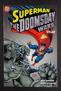 Superman The Doomsday Wars Book 2 TPB (DC,1998) VF/NM