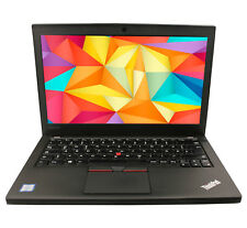 Lenovo Thinkpad X260 Core I5-6300u 8gb 180gb SSD 12,5 `` TFT IPS Windows10 Cam