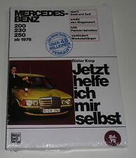 Reparaturanleitung Mercedes Benz W123 200 230 250 Vergaser ab Bj. 1976