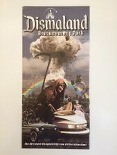 Banksy Authentic Dismaland  Bemusement Park Flyer/Guide Western Super Mare Show