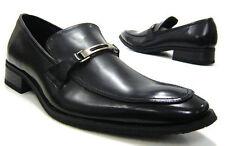 Runde Markenlose Herren-Business-Schuhe aus Echtleder