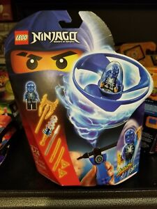 "FACTORY SEALED LEGO NINJAGO ""AIRJITZU JAY FLYER"" #70740 w/ 45pcs. Retired 2015"