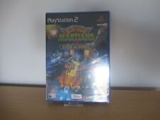 PS2 Butt-Ugly Martians Zoom o Doom ! Pal Reino Unido, Nuevo & Sony