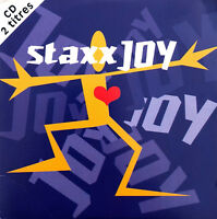 Staxx CD Single Joy - France (VG+/EX)