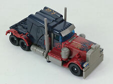 Transformers Movie ROTF Voyager Class Optimus Prime Twin Blaster 2008