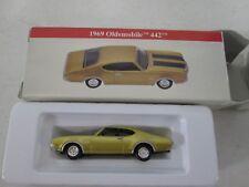 1969 Oldsmobile 442 Bronze 1:64