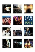 The Crush Tour: Live [Video/DVD] by Bon Jovi (DVD, May-2001, PolyGram) - Nr New