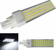 Lampada LED G24,luce bianca,9W,bianco freddo,lampadina caldo calda 6000-3000K